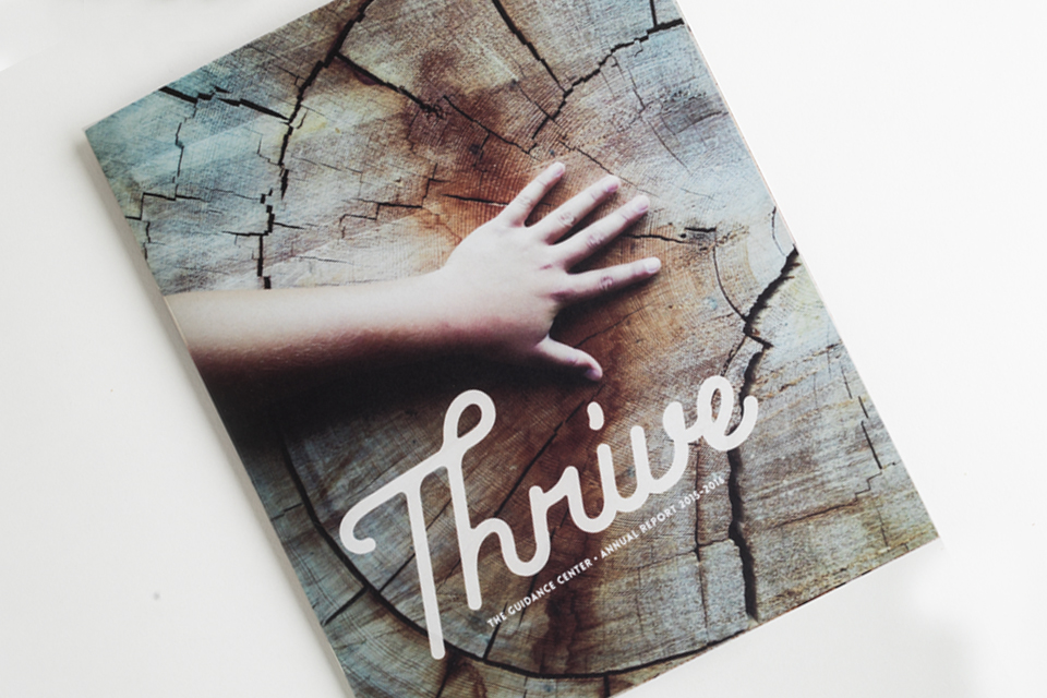 The Guidance Center Annual Report 2016 (thrive)