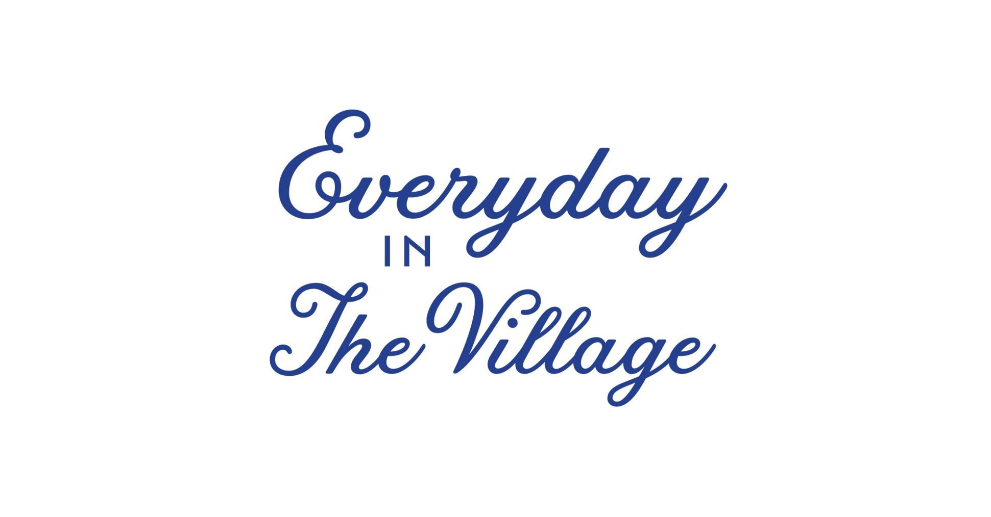 Branding campaign for Prairie Village Shops