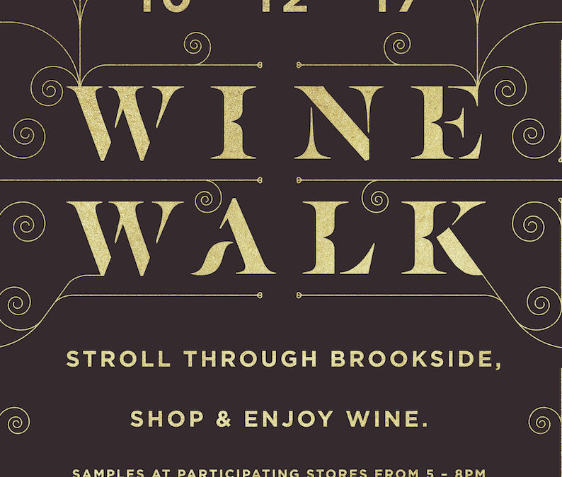 Case Study: Brookside Wine Walk