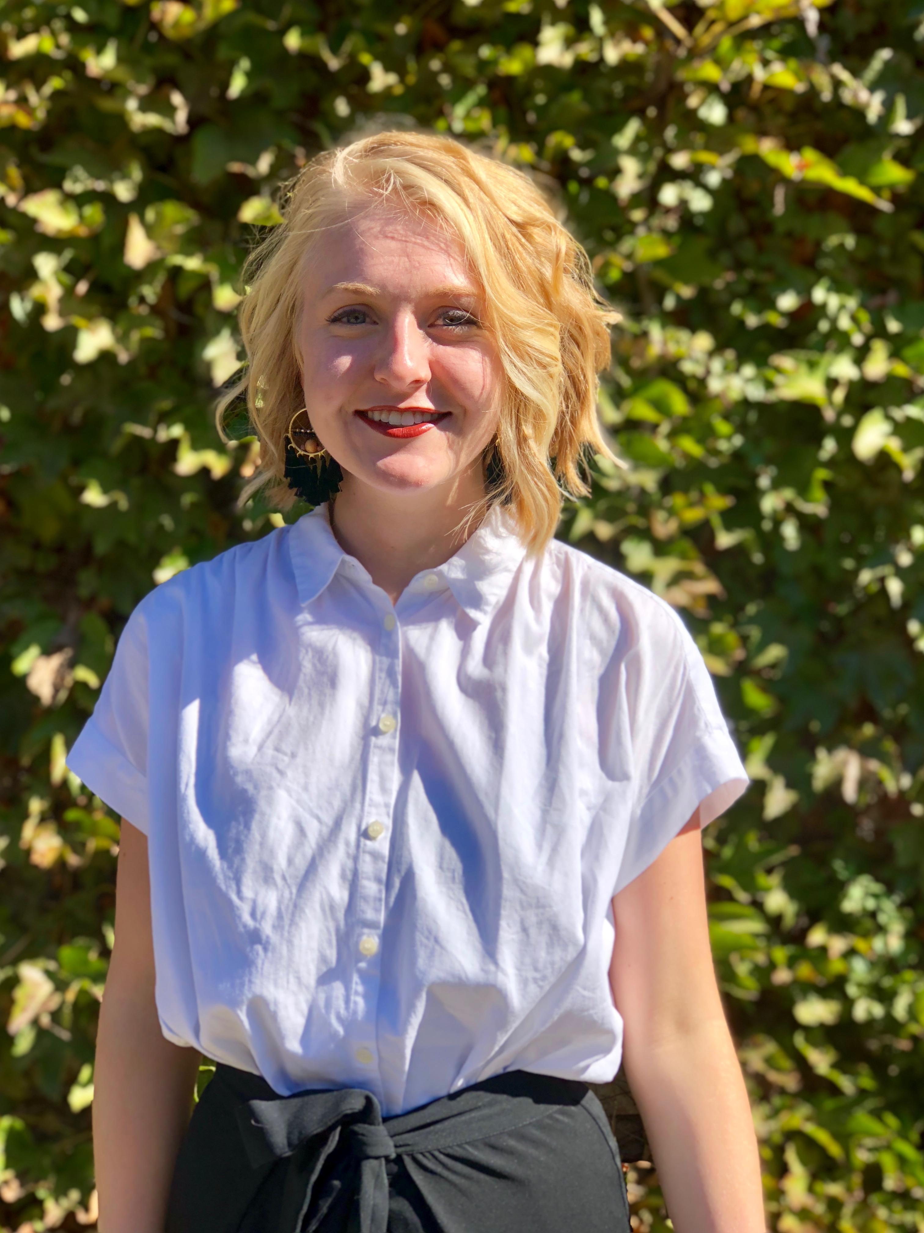Olivia Feathers, Former Graphic Design Intern at Novella Brandhouse