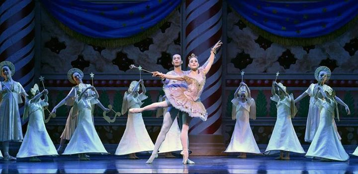 A classic Kansas City holiday event is the ballet performance of the Nutcracker.