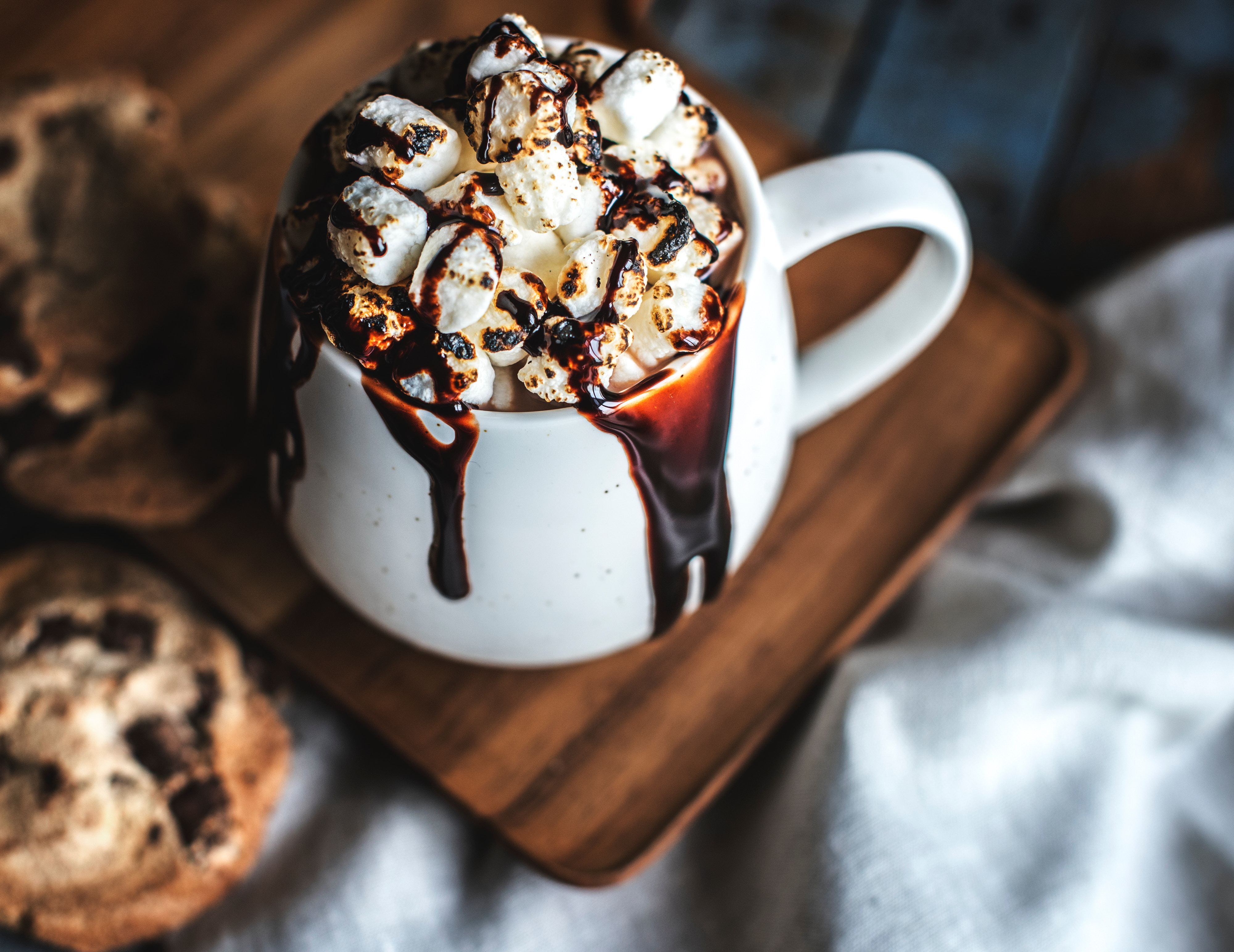 Explore Kansas City during the holiday season the right way and find your perfect cup of hot chocolate.