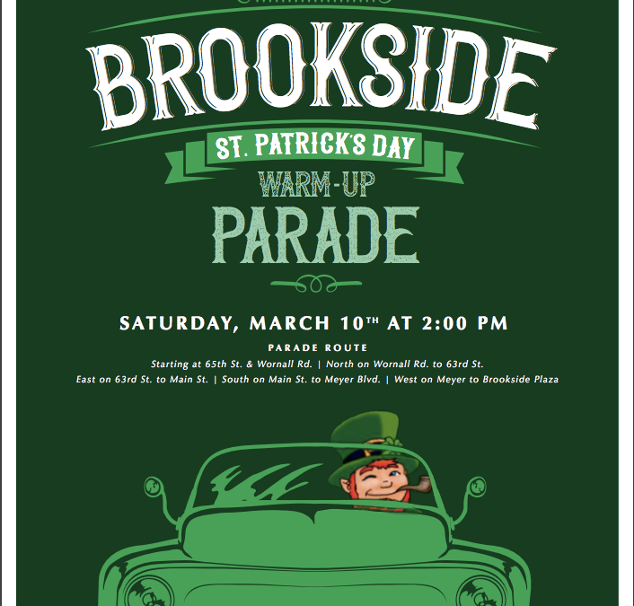 Case Study: Brookside St. Patrick's Day Warm-Up Parade 2018