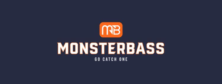 MonsterBass Logo + Tagline