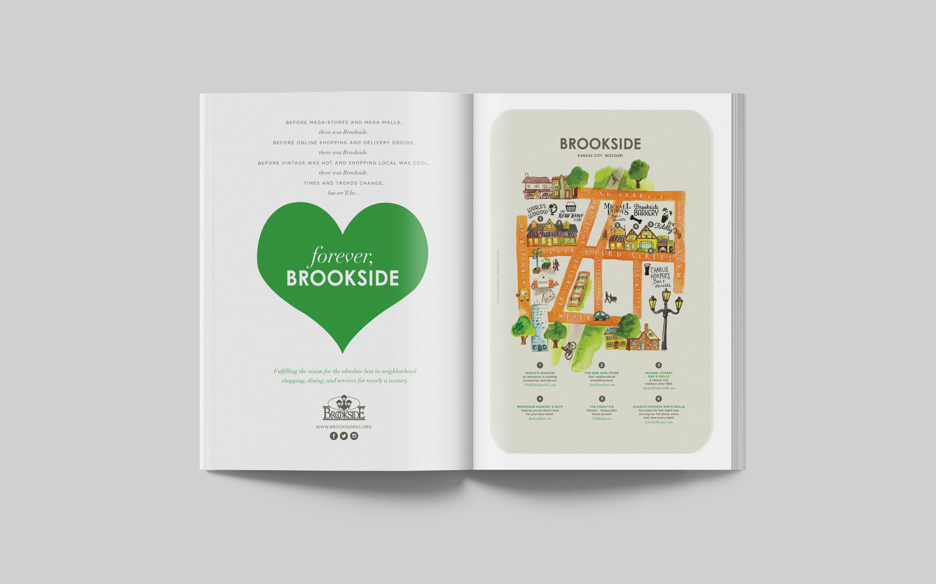 Forever, Brookside