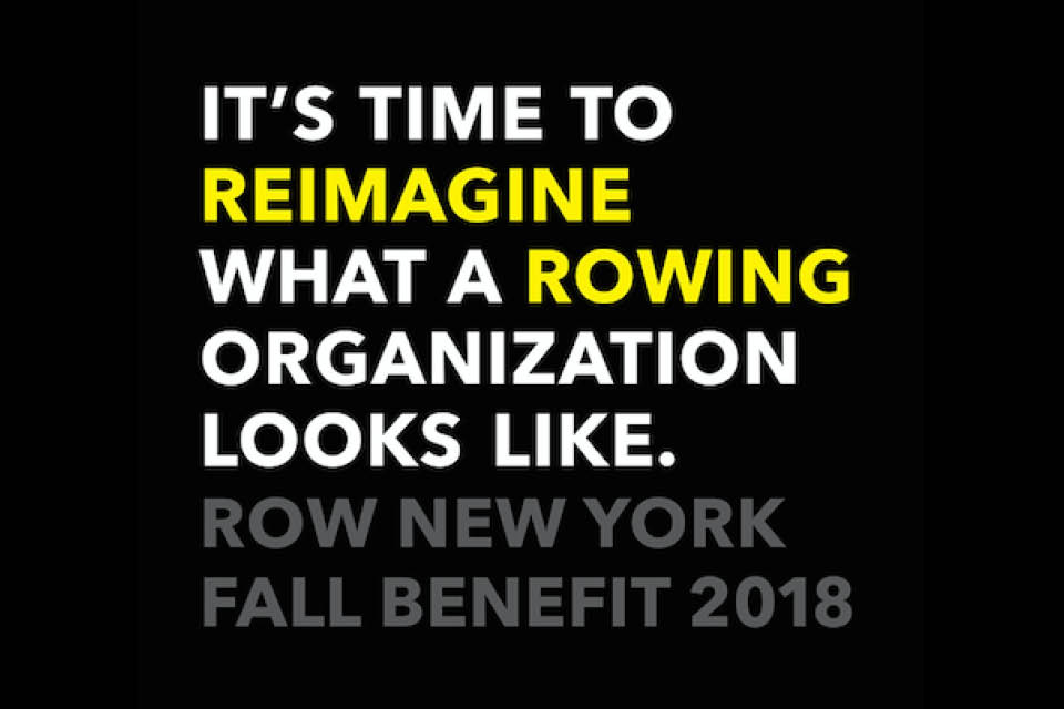 Row New York Fall Benefit 2018