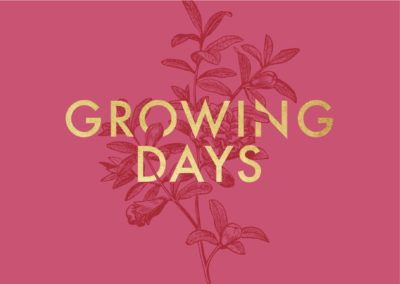 Growing Days
